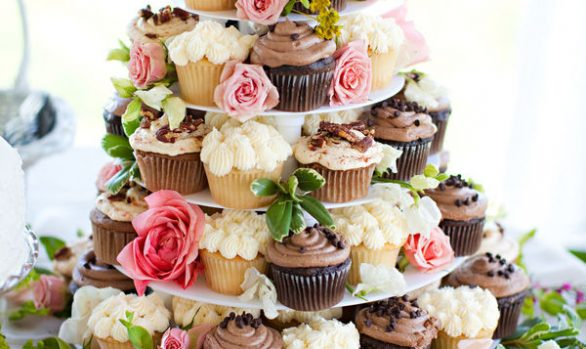 Piece Montee Cup Cake