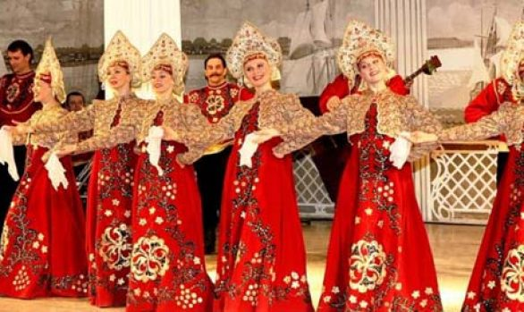 Show Russe